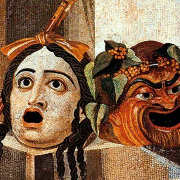Las mascar(illa)s y el teatro (1ª parte)